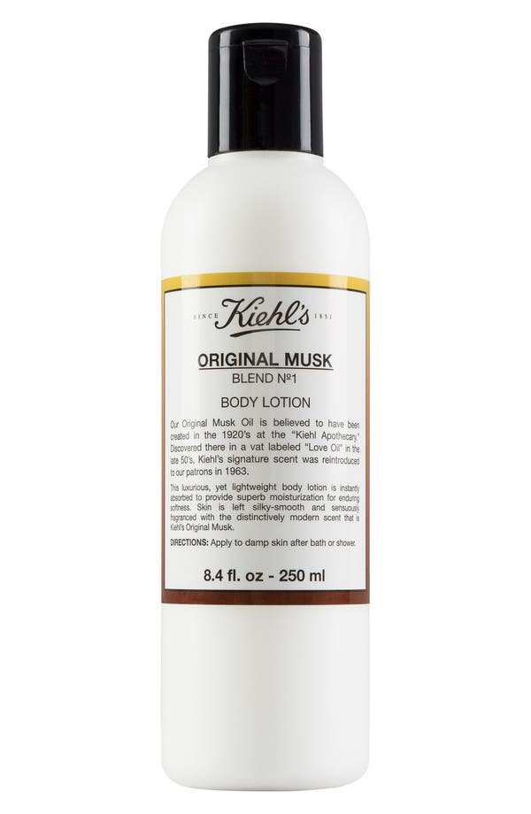 Main Image - Kiehl's Since 1851 Original Musk Body Lotion