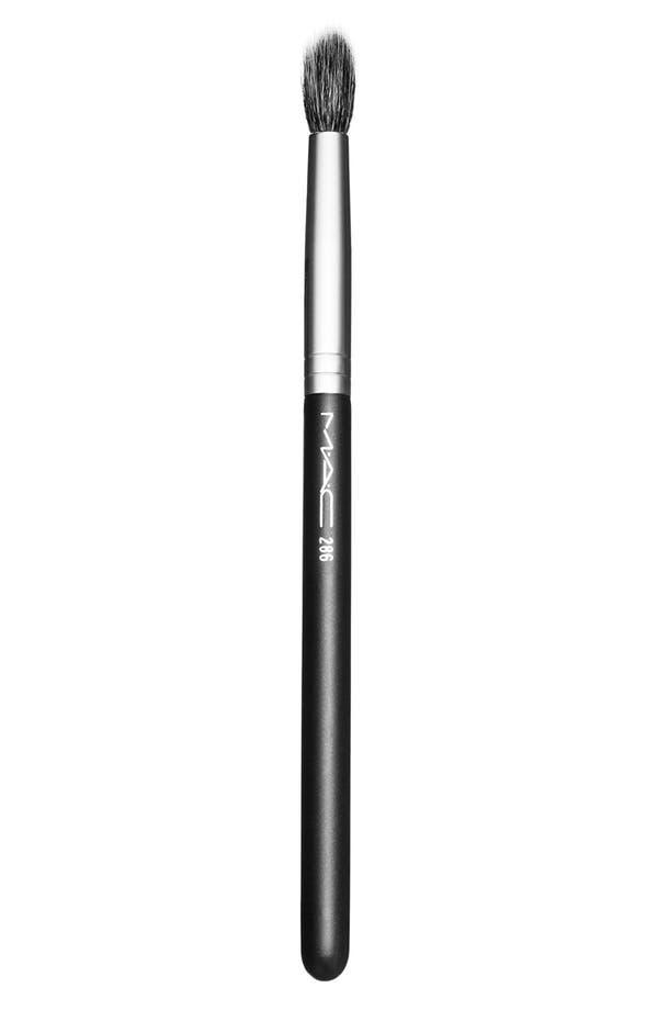 Alternate Image 1 Selected - MAC 286 Duo Fibre Tapered Blending Brush