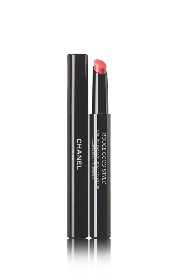 Main Image - CHANEL ROUGE COCO STYLO  Complete Care Lipshine