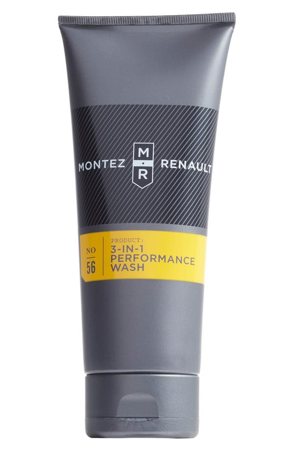 MONTEZ RENAULT 'No. 56' 3-in-1 Performance Body Wash