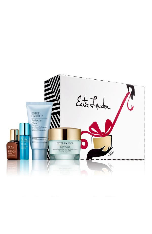 Alternate Image 1 Selected - Estée Lauder 'Age Prevention' Essentials Collections (Limited Edition) ($112 Value)