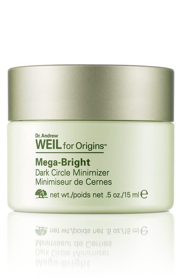 Dr. Andrew Weil for Origins™ Mega-Bright Dark Circle