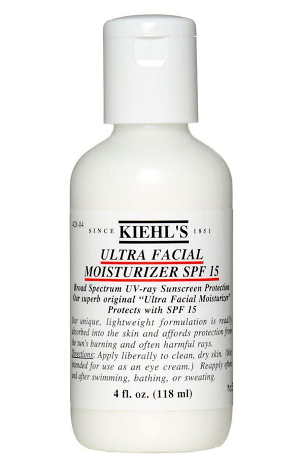 Alternate Image 1 Selected - Kiehl's Since 1851 Ultra Facial Moisturizer SPF 15
