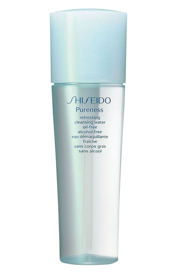 Alternate Image 1 Selected - Shiseido 'Pureness' Refreshing Cleansing Water