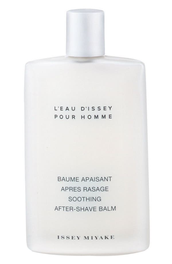 Alternate Image 1 Selected - Issey Miyake 'L'Eau d'Issey pour Homme' Soothing After-Shave Balm