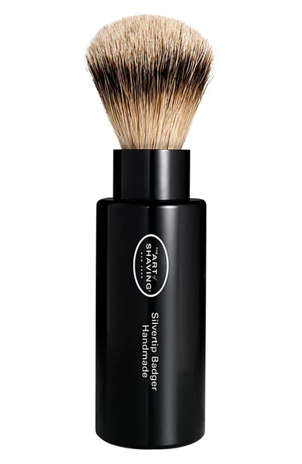 Alternate Image 1 Selected - The Art of Shaving® Travel Brush