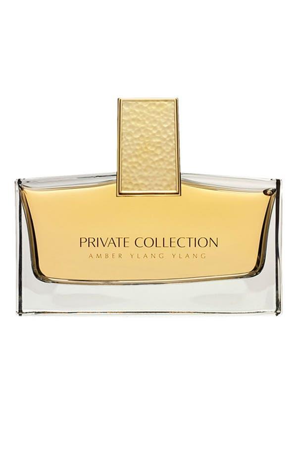 Alternate Image 1 Selected - Estée Lauder 'Private Collection - Amber Ylang Ylang' Eau de Parfum