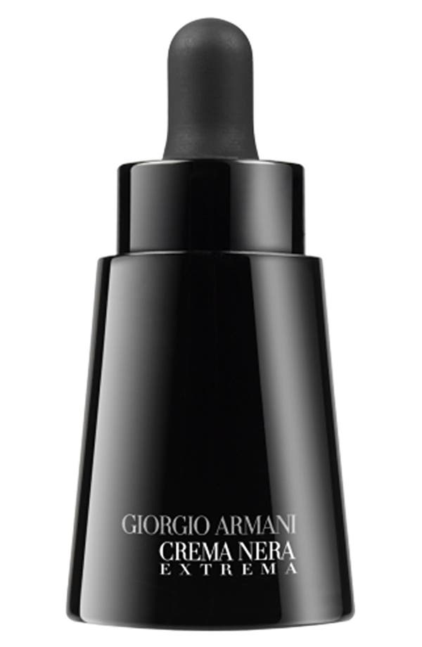 Alternate Image 1 Selected - Giorgio Armani 'Crema Nera' High Recovery Elixir
