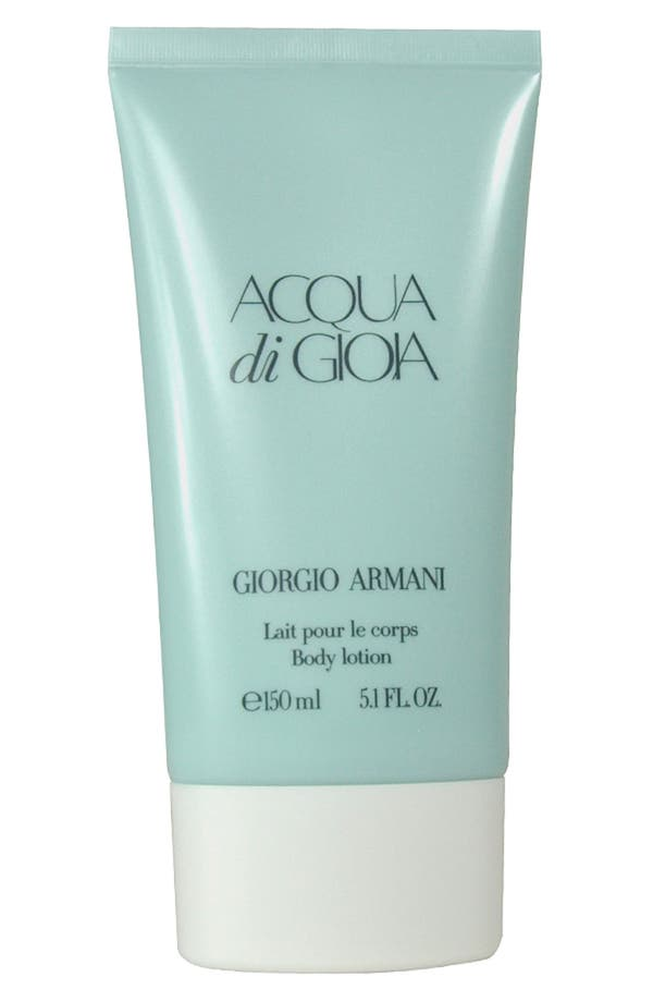 Alternate Image 1 Selected - Acqua di Gioia Body Lotion