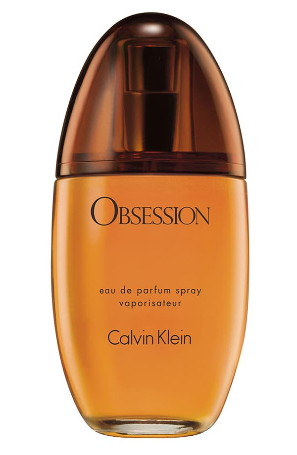 Alternate Image 1 Selected - Obsession by Calvin Klein Eau de Parfum Spray