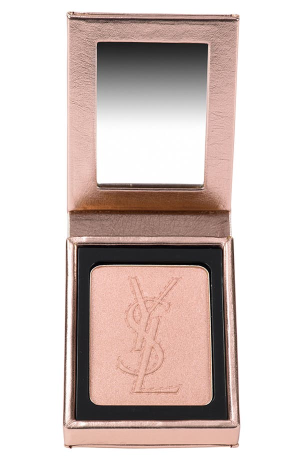 Alternate Image 1 Selected - Yves Saint Laurent 'Palette Metallic' Compact