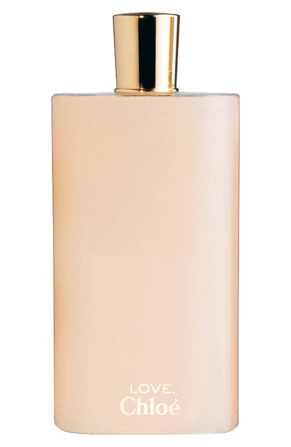 Alternate Image 1 Selected - Chloé 'Love, Chloé' Body Lotion