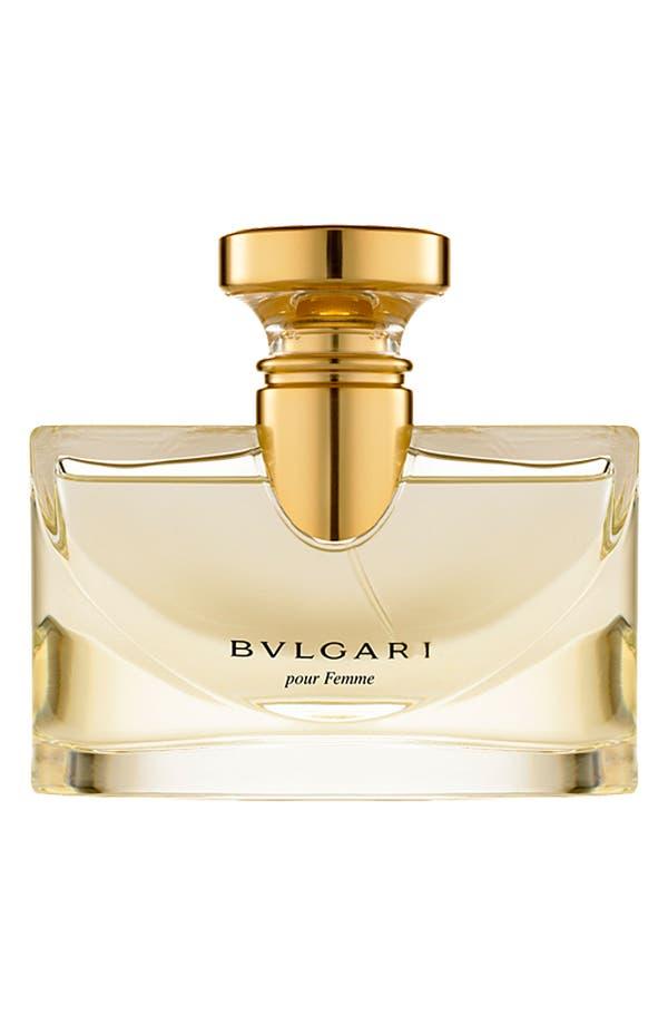 Alternate Image 1 Selected - BVLGARI pour Femme Eau de Parfum Spray