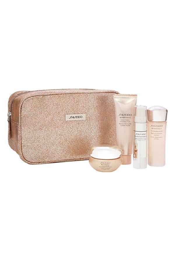 Main Image - Shiseido Benefiance Smoothing Anti Wrinkle Eye Set (Nordstrom Exclusive) ($92 Value)