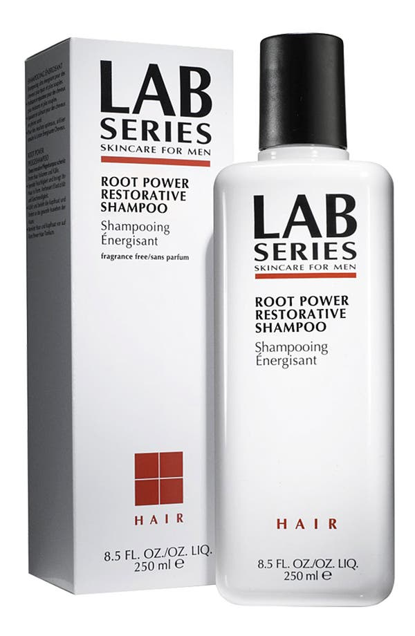 Alternate Image 1 Selected - Lab Series Skincare for Men 'Root Power' Restorative Shampoo