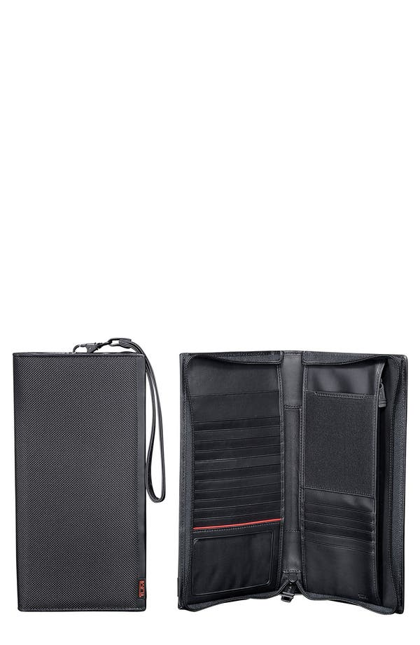 Alternate Image 1 Selected - Tumi 'Alpha' Zip Travel Case