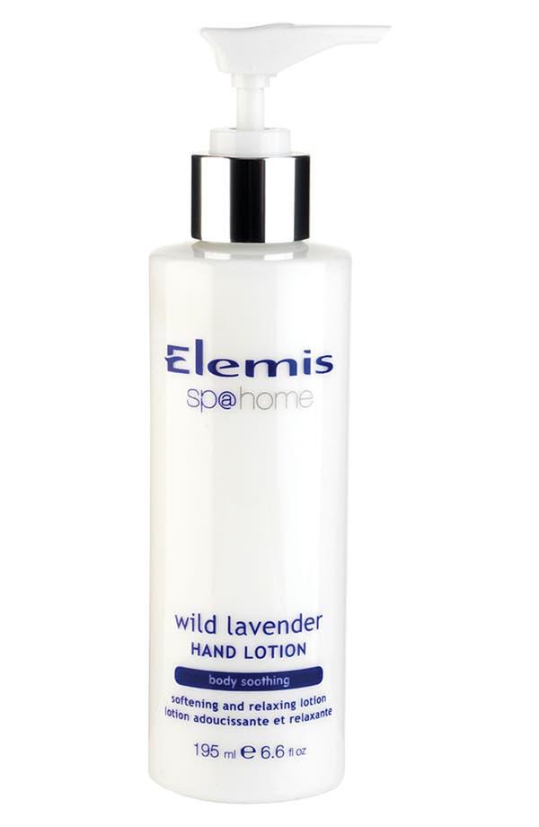 Main Image - Elemis 'Wild Lavender' Hand Lotion