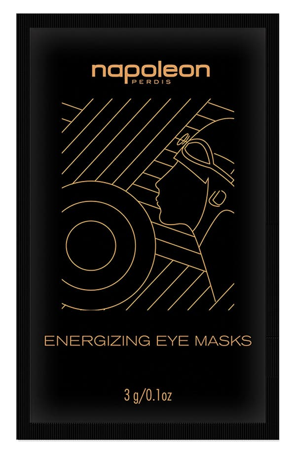 Alternate Image 1 Selected - Napoleon Perdis Energizing Eye Masks (Set of 4)