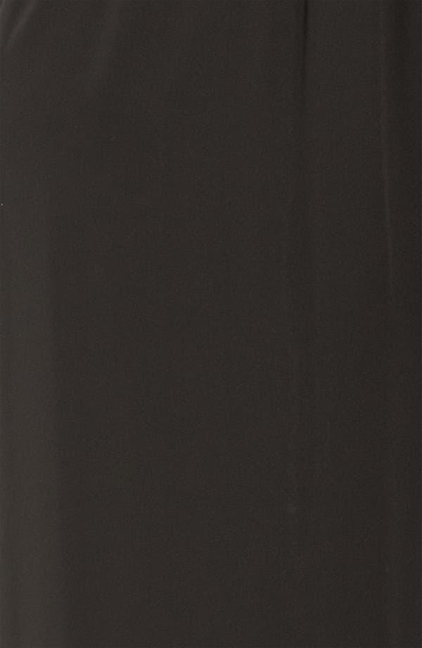 Alternate Image 3  - Alex Evenings Chiffon Palazzo Pants (Plus Size)