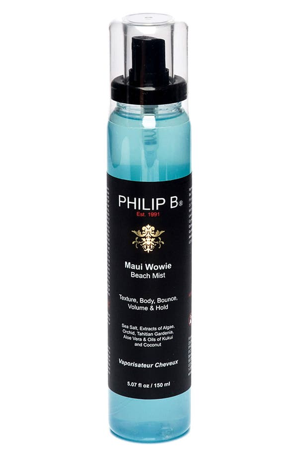 Alternate Image 1 Selected - SPACE.NK.apothecary PHILIP B® Maui Wowie Beach Hair Mist