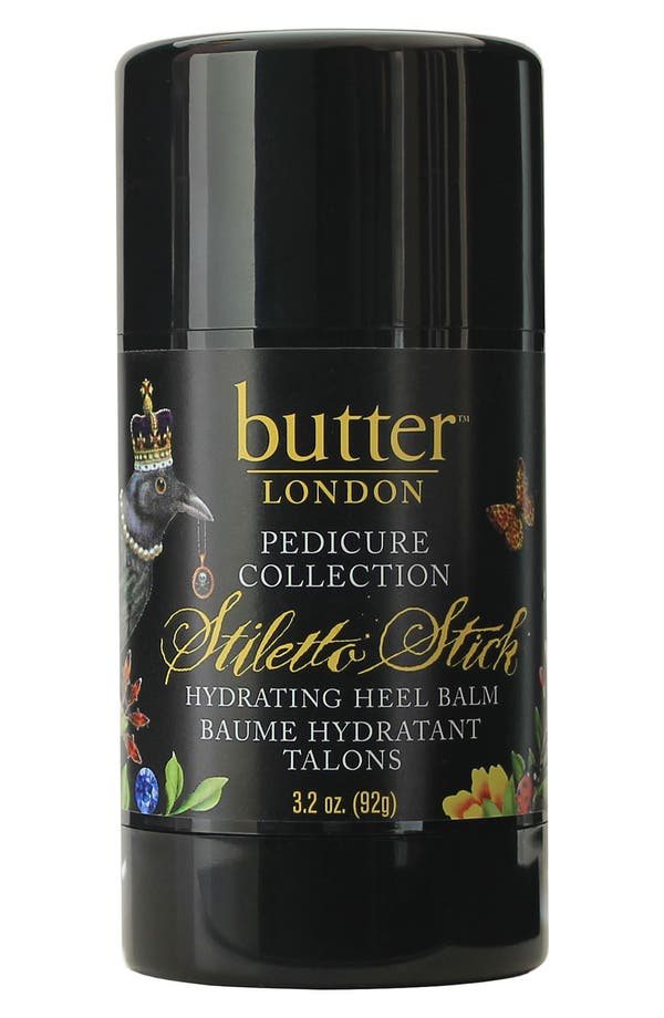 Alternate Image 1 Selected - butter LONDON 'Stiletto Stick' Hydrating Heel Balm