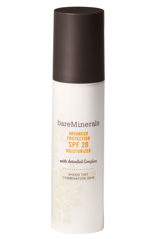 Alternate Image 1 Selected - bareMinerals® 'Advanced Protection Combination' Tinted Moisturizer SPF 20