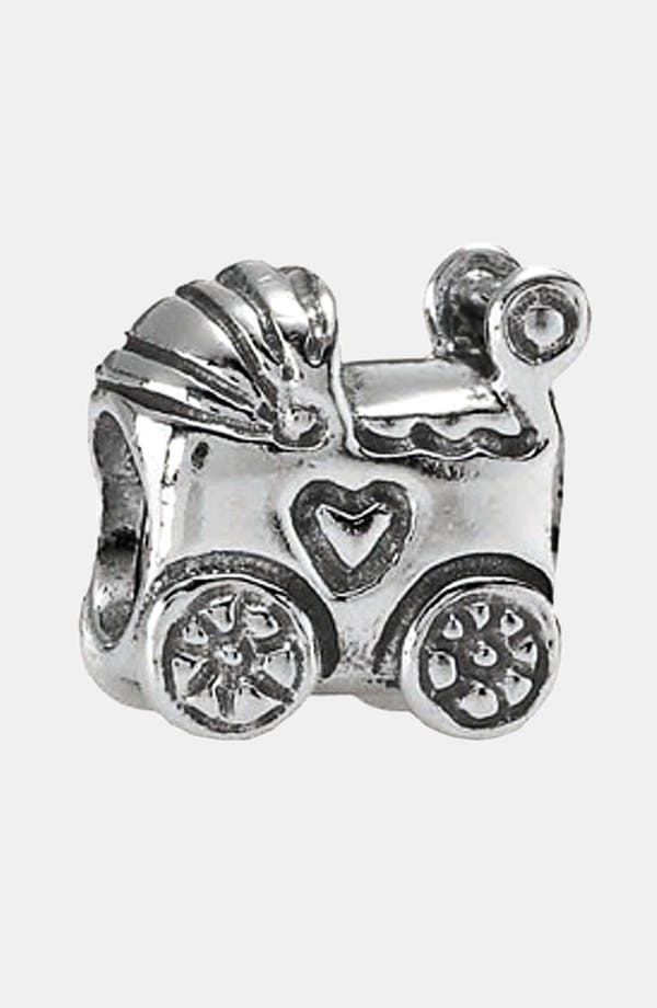 Alternate Image 1 Selected - PANDORA Baby Carriage Charm