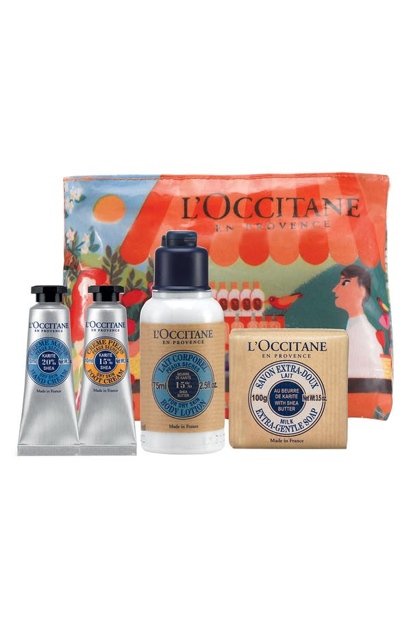 Alternate Image 1 Selected - L'Occitane 'Nourishing Shea Butter' Set