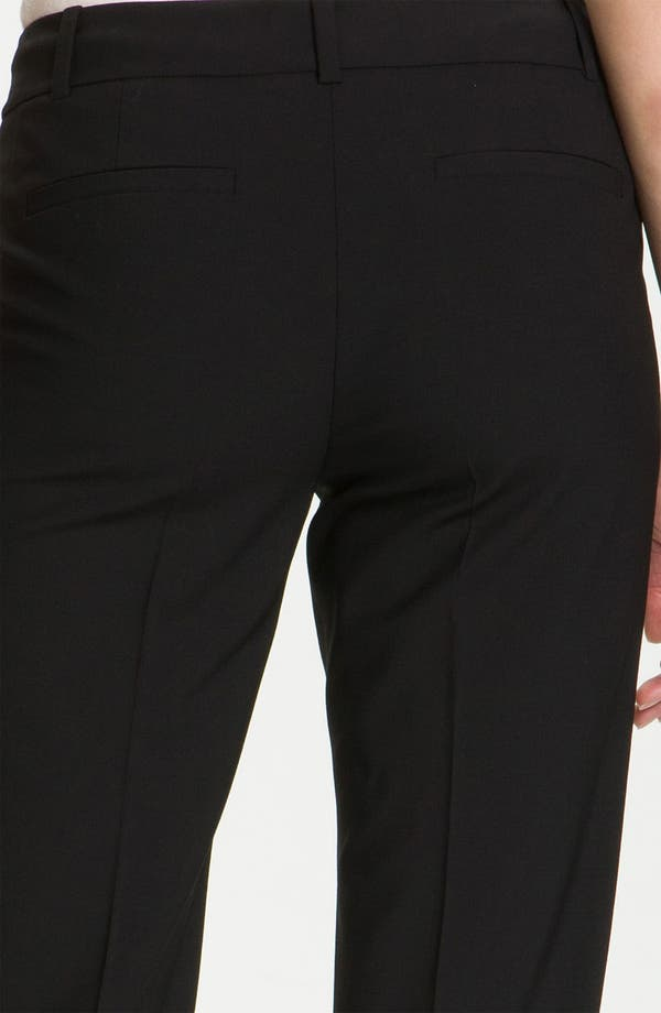 Alternate Image 3  - Classiques Entier® Flare Leg Stretch Wool Pants