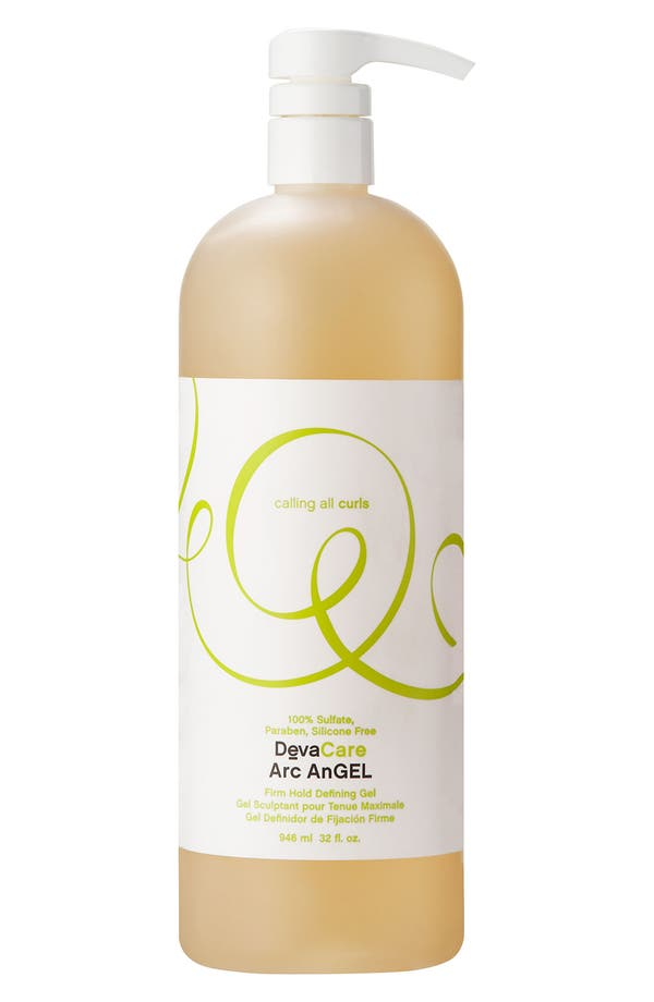 Alternate Image 1 Selected - DevaCurl 'DevaCare - Arc AnGEL' Firm Hold Defining Gel