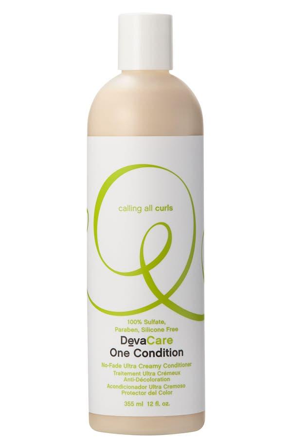 Alternate Image 1 Selected - DevaCurl 'DevaCare - One Condition' No-Fade Conditioner