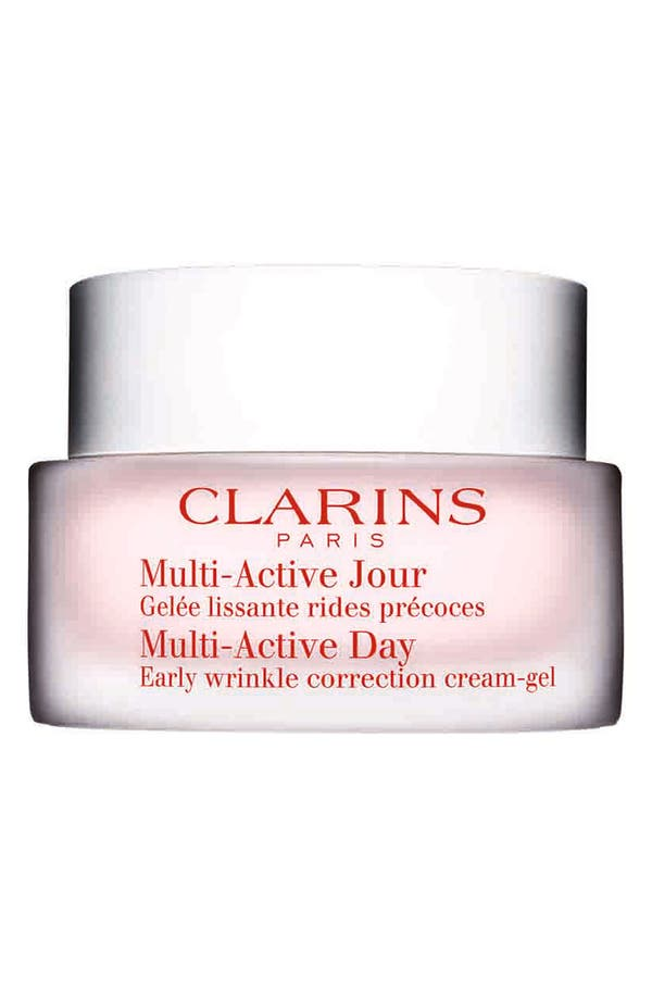 Alternate Image 1 Selected - Clarins 'Multi-Active' Day Early Wrinkle Correction Cream-Gel