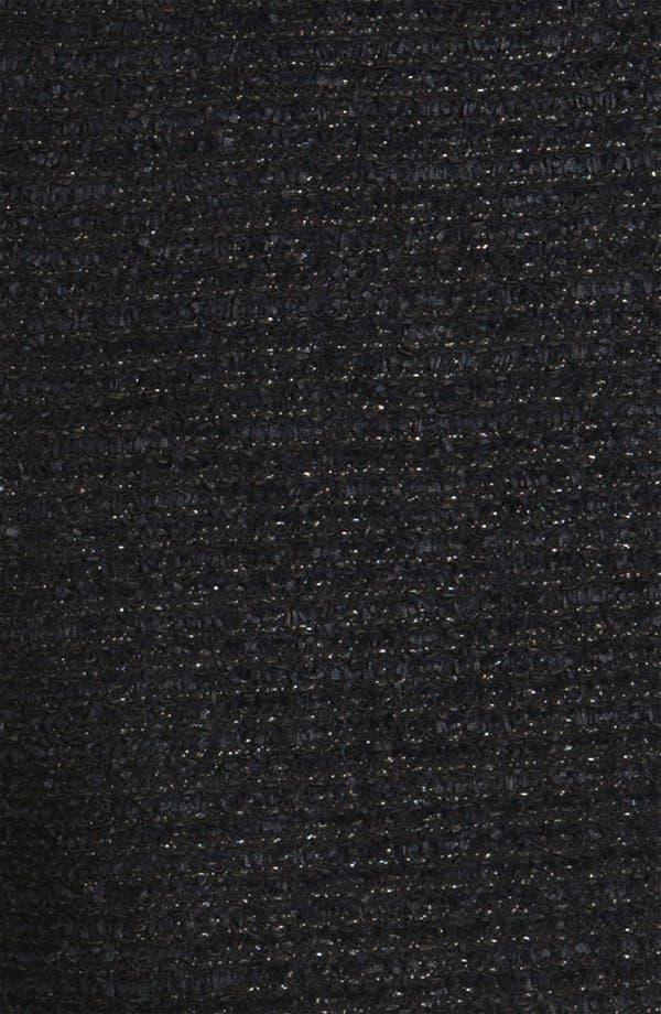 Alternate Image 3  - St. John Collection Marble Chenille Pencil Skirt
