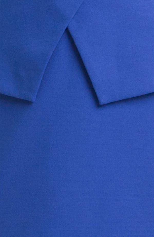 Alternate Image 3  - Tibi Peplum Ponte Dress