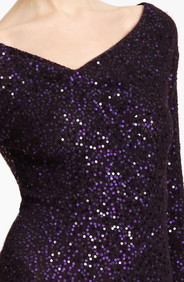 Alternate Image 3  - Donna Karan Collection Sequin Dress