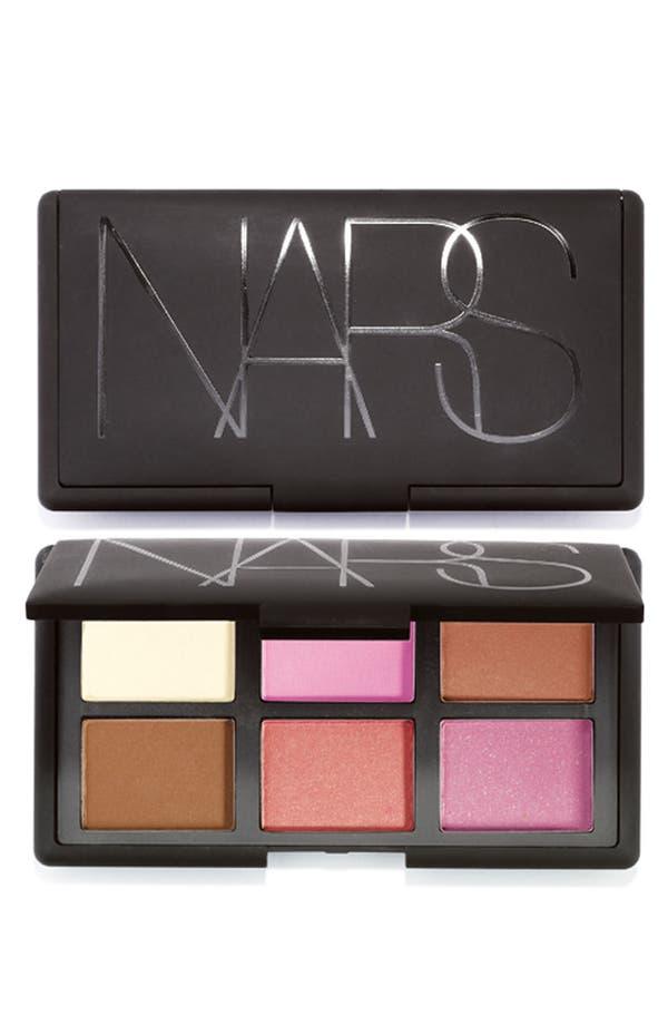 Alternate Image 1 Selected - NARS 'Joie de Vivre' Oversized Cheek Palette (Nordstrom Exclusive) ($107 Value)