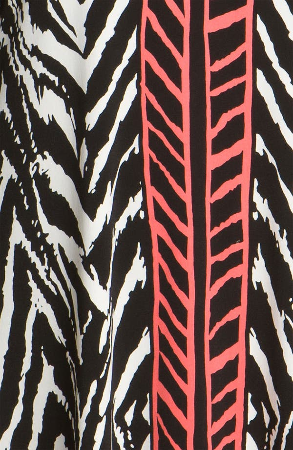 Alternate Image 3  - Eva Varro Print Knit Tunic (Plus)