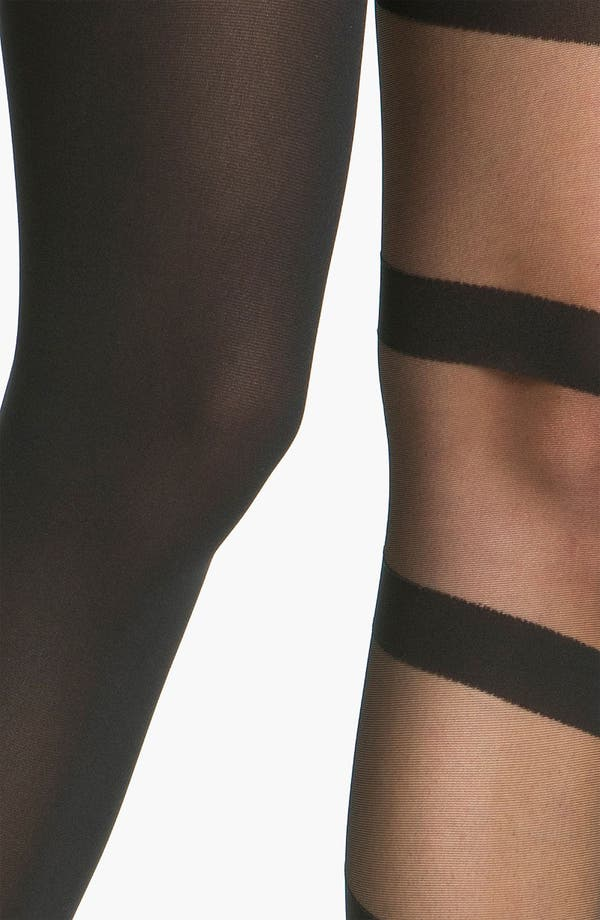Alternate Image 2  - Wolford 'Charolette' Tights