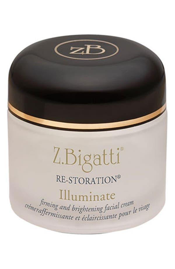 Alternate Image 1 Selected - Z. Bigatti Re-Storation® 'Illuminate' Facial Cream