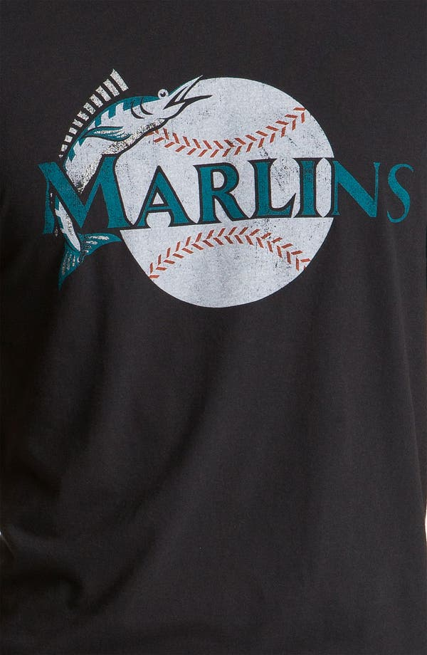 Alternate Image 3  - Wright & Ditson 'Miami Marlins' Baseball T-Shirt