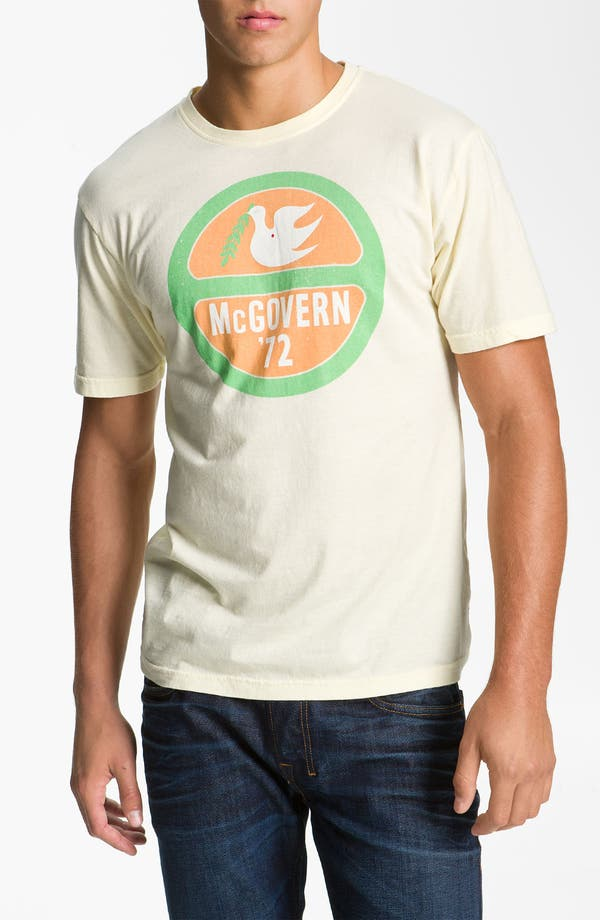 Alternate Image 1 Selected - American Needle 'McGovern 72' Graphic T-Shirt