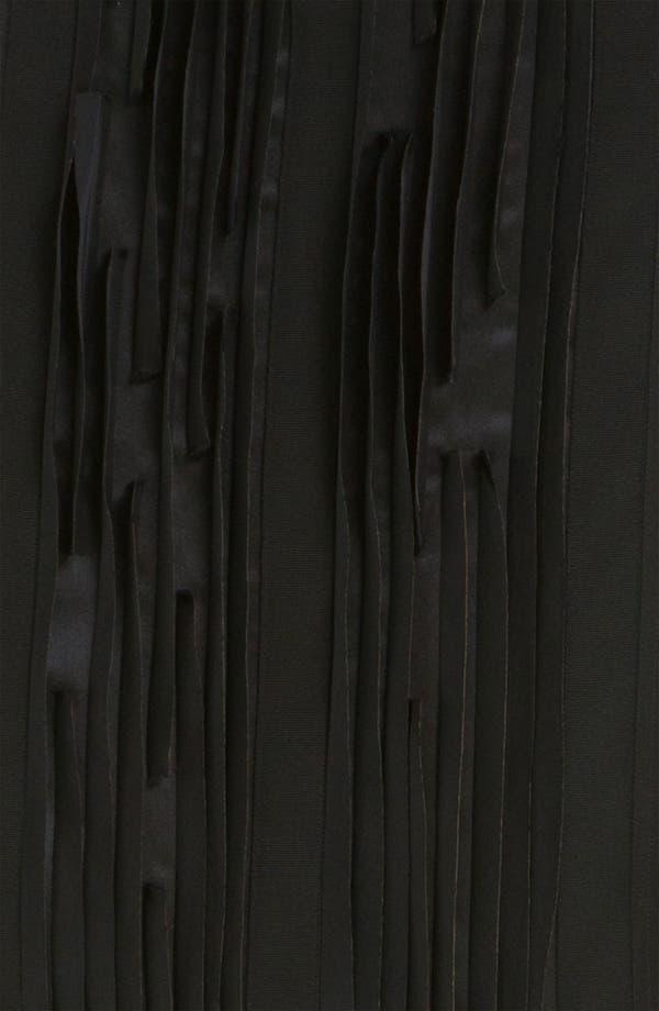 Alternate Image 3  - Magaschoni Silk Charmeuse Skirt
