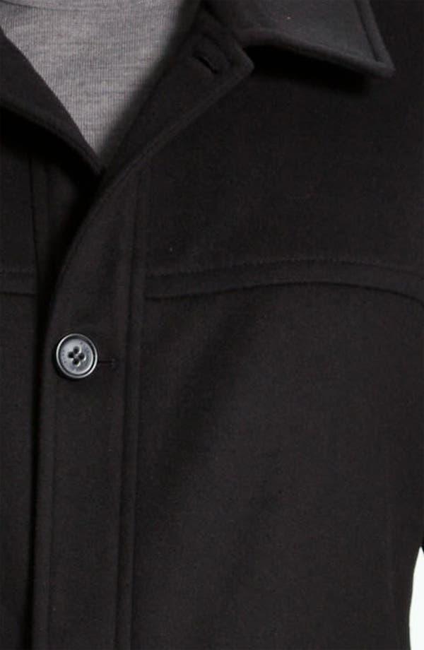 Alternate Image 3  - BOSS Black 'Chester' Regular Fit Wool Blend Coat