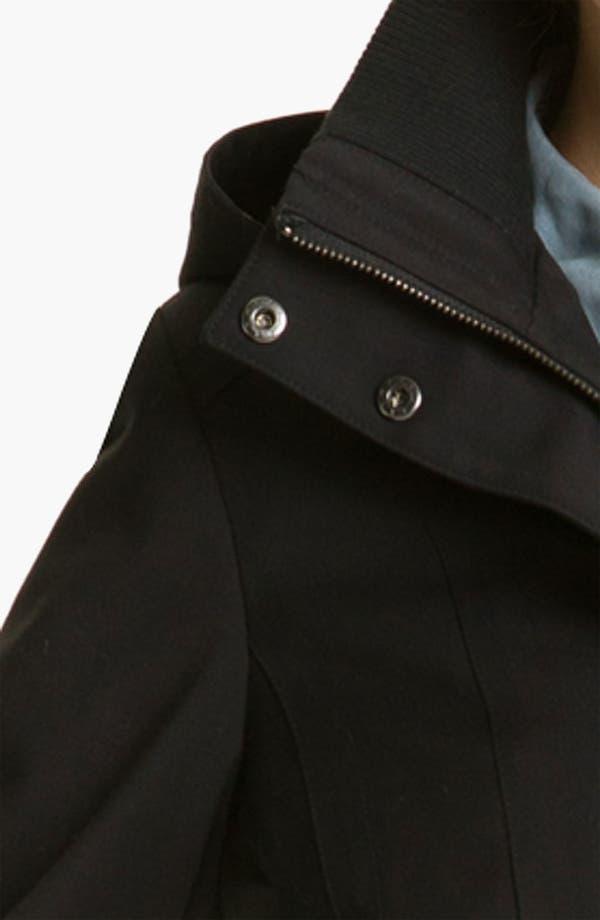 Alternate Image 3  - Kristen Blake Raincoat with Detachable Hood
