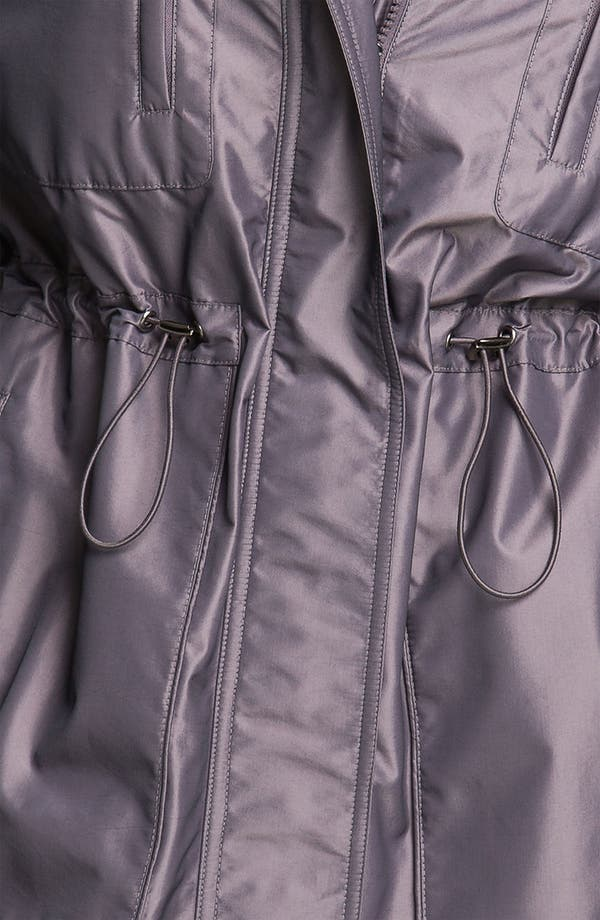 Alternate Image 3  - Gallery Water Repellent Anorak with Detachable Liner (Plus)