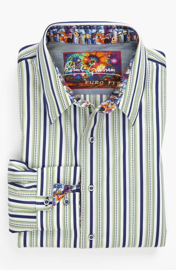 Alternate Image 2  - Robert Graham 'Aquitane' Sport Shirt