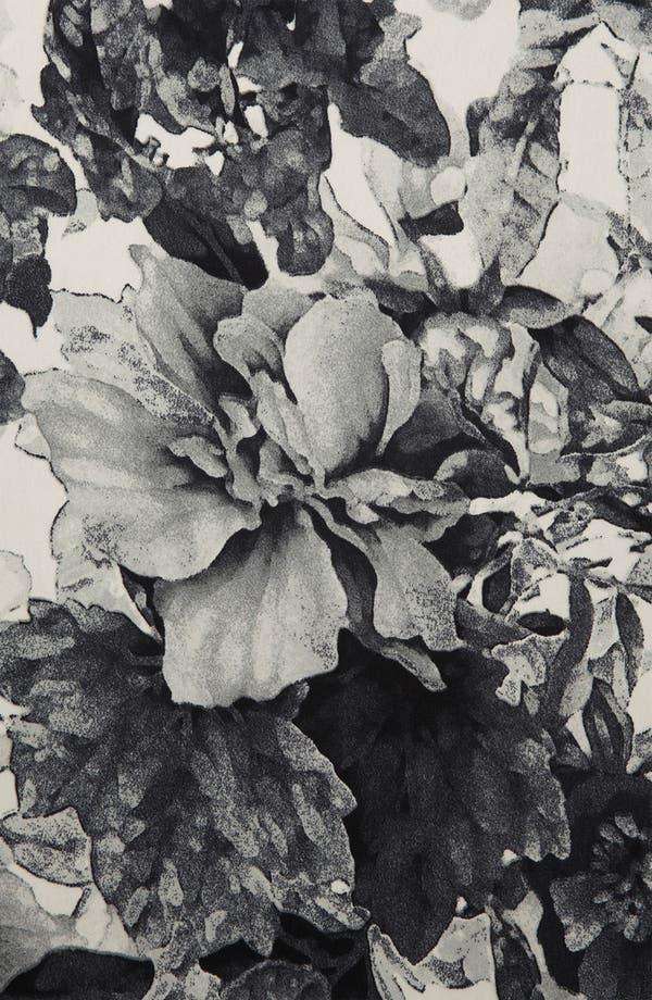 Alternate Image 3  - Topshop Floral Tee