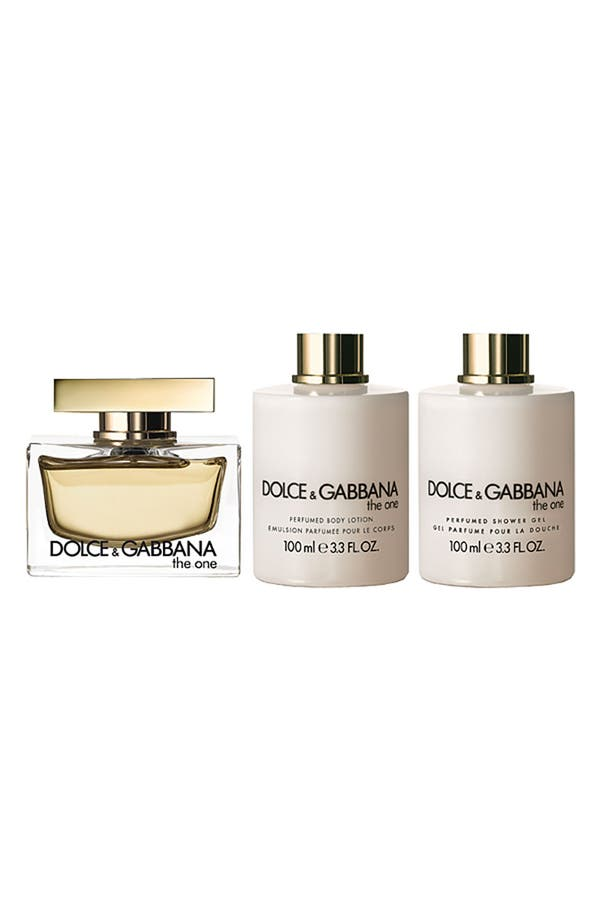 Alternate Image 2  - Dolce&Gabbana Beauty 'The One' Gift Set ($142 Value)