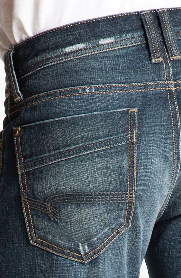 Alternate Image 4  - Mavi Jeans 'Josh' Bootcut Jeans (Deep Indigo American Vintage)