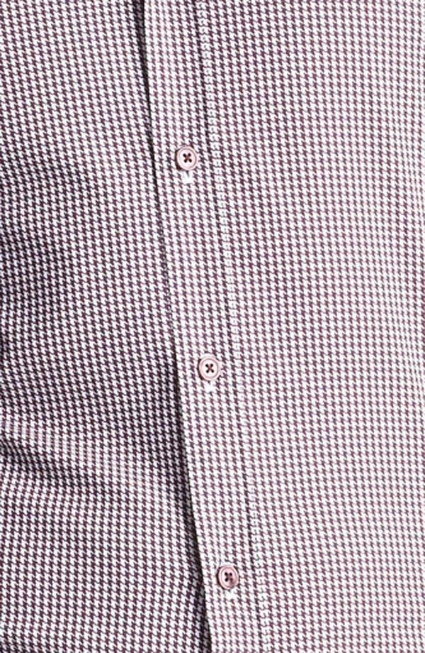 Alternate Image 3  - Z Zegna Slim Fit Sport Shirt